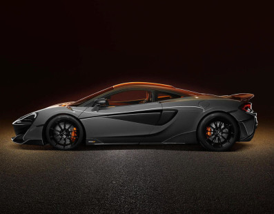 McLaren 600LT: Long Live The Long Tail
