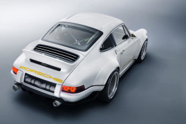 Singer Gives Life To The Most Ambitious 911 Ever