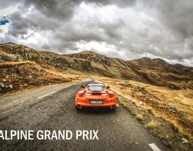 Alpine Grand Prix II – Attaccando Le Migliori Driving Roads d'Europa