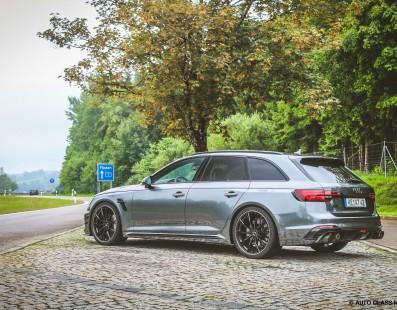 The ABT RS4-R Is Pure School-Run Craziness
