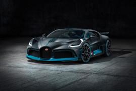 La Bugatti Che Ruba La Scena: La Divo