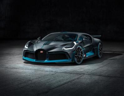 The Bugatti That Stole The Show: The Divo