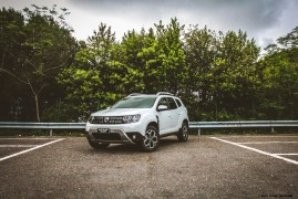 Dacia Duster: Cheap Is Chic