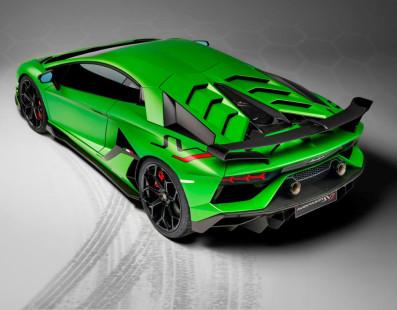 The SVJ Is The Most Lunatic Aventador Lamborghini Has Ever Realized