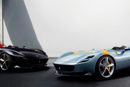 "Ferrari Reveals All-New Ultra-Limited Series Called ""Icona"" and These Two Lead The Way"