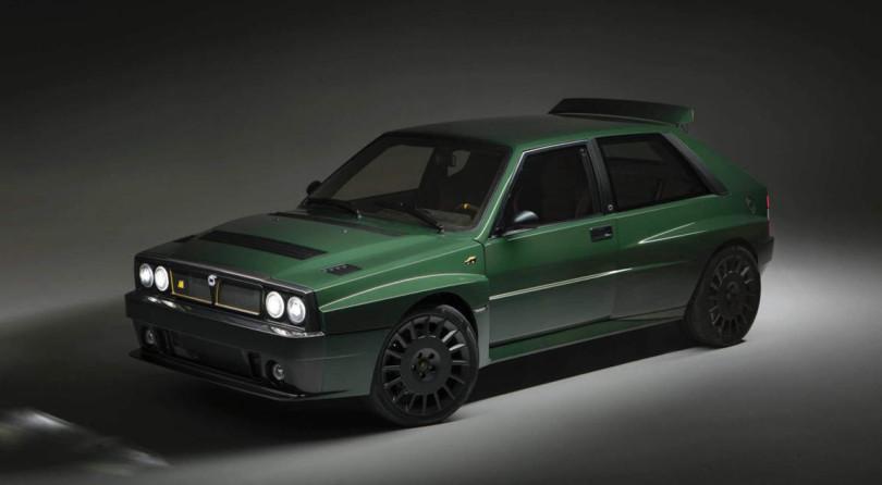 Eugenio Amos Actually Made Lancia Great Again