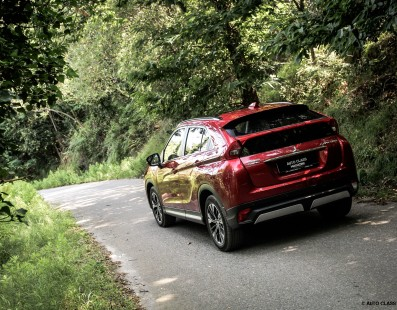 Mitsubishi Eclipse Cross: Partial Eclipse