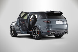 Overfinch Supersport: The Ultimate Redefinition Of The Performance Range Rover