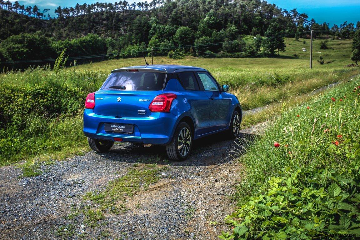 Suzuki Swift Hybrid AllGrip - All Good Things ...   Auto ...