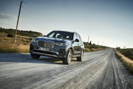 The New X7 Is BMW's Most Luxurious SUV Ever