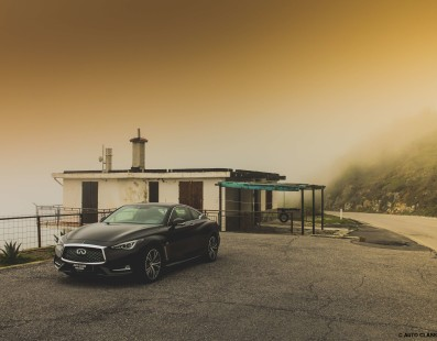 Infiniti Q60: Oriental Gran Turismo
