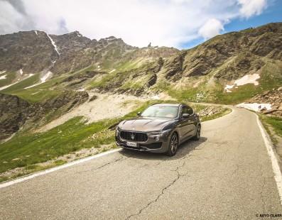 Maserati Levante S GranSport: Via Col Vento