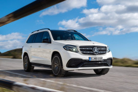 The Primeval Scream of The GLS63 AMG by Capristo