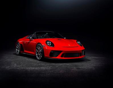 Porsche Speedster: Solo Per 1.948 Fortunati