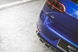 Volkswagen Golf R: WarrioR