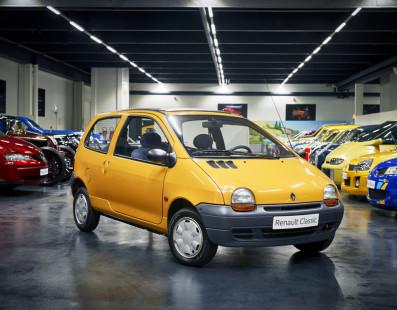 120 Years of Renault – Renault Twingo (1992)