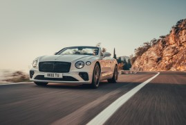 Bentley Continental GTC: Competition Will Have A Hard Time