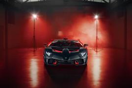 Lamborghini Squadra Corse SC18: Non E' Un Videogame!