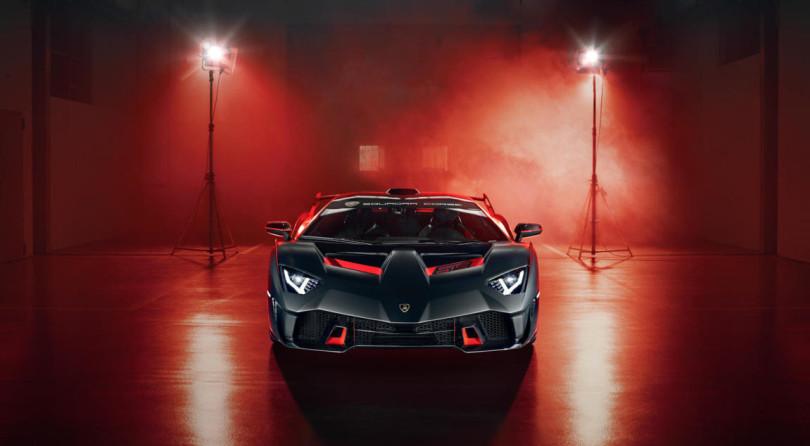 Lamborghini Squadra Corse SC18: No Videogame!