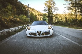 Alfa Romeo 4C Competizione: One Last Dance