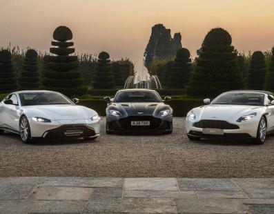 Gruppo Gino New Frontier: Aston Martin Milan