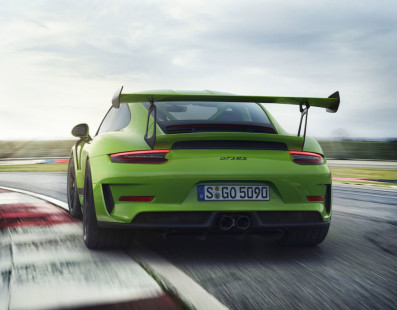 Porsche 911 GT3 RS Gets A Capristo Exhaust and It's Pure Madness