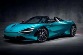 McLaren 720 S Spider: Il Massimo Del Divertimento Che Puoi Avere A Testa Scoperta