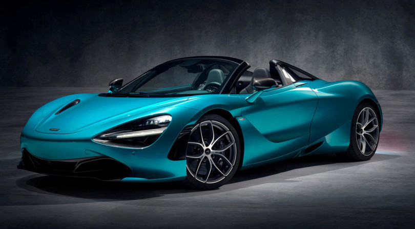 McLaren 720 S Spider: The Most Fun You Can Have Top Down