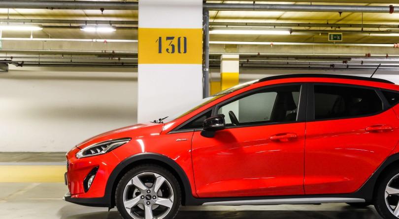 Ford Fiesta Active: All-Seasons Fiesta