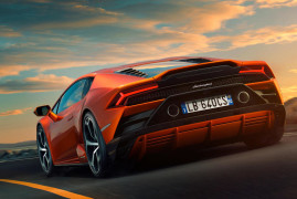 Lamborghini Huracan Evo: Direttamente Dal Mondo Dei Sogni