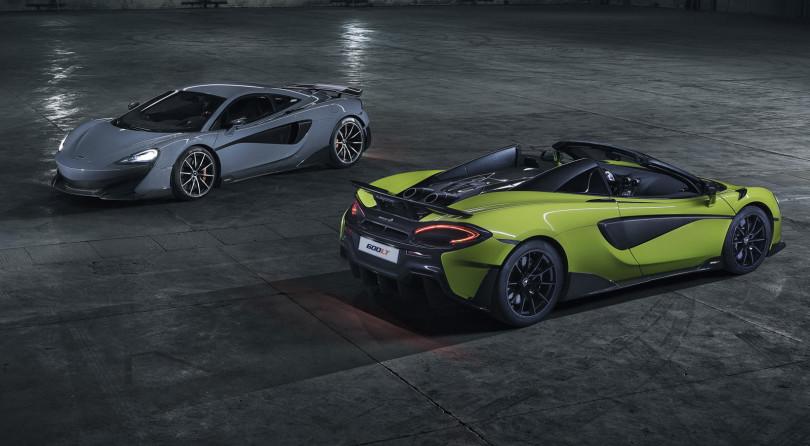 McLaren 600LT Spider: Thou Shalt Not Covet Other Cars