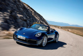 This Is The New 2020 Porsche 911 Cabrio