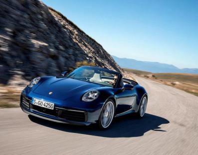 Ed Ecco La Nuova Porsche 911 Cabrio