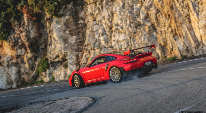Take A Sideway Look At The Porsche 991 GT2 RS