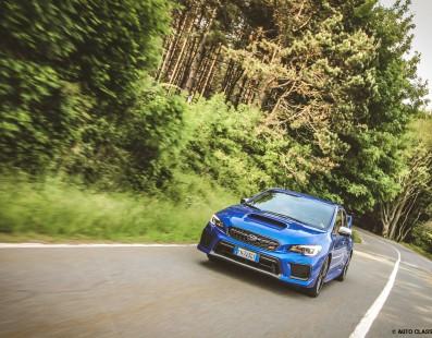 Subaru WRX STI: Light My Fire