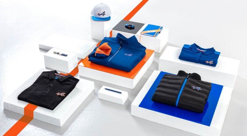 Alpine Collection: Ready to Wear, Ready to Race