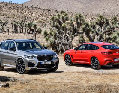 BMW X3M / X4M: Sharp Claws