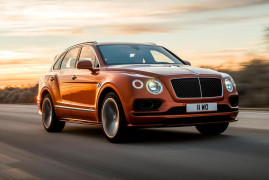 Bentley Bentayga Speed: The New King Of SUVs!