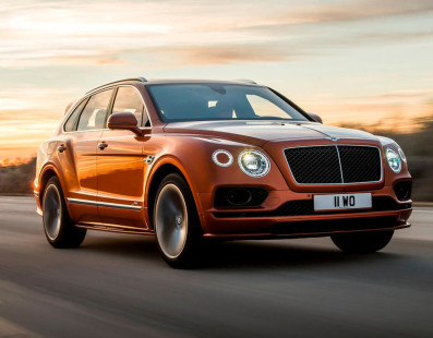 Bentley Bentayga Speed: Il Nuovo Re Dei SUV!