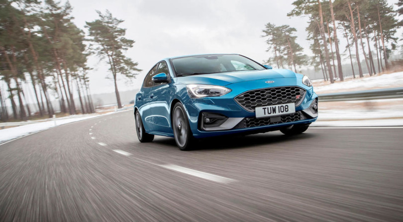 Ford Focus ST: The Angry Sister