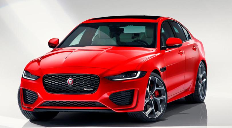 Jaguar XE: Facelift Per La Più Piccola Felina