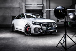 ABT Presents A More Aggressive and Powerful Version of the Q8