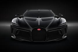 Bugatti La Voiture Noir: 11 Milioni Di Euro Per Festeggiare La Atlantic