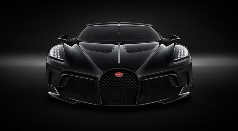 €11-Million Bugatti La Voiture Noir. Let's Celebrate!