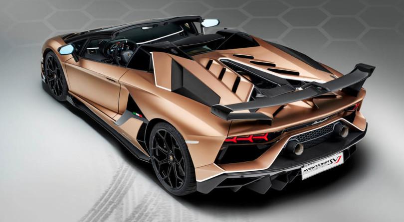 Lamborghini Aventador SVJ Roadster: Hats Down, All Hail Its V12