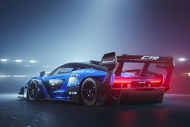 McLaren Senna GTR: The Legend Gets Even More Extreme