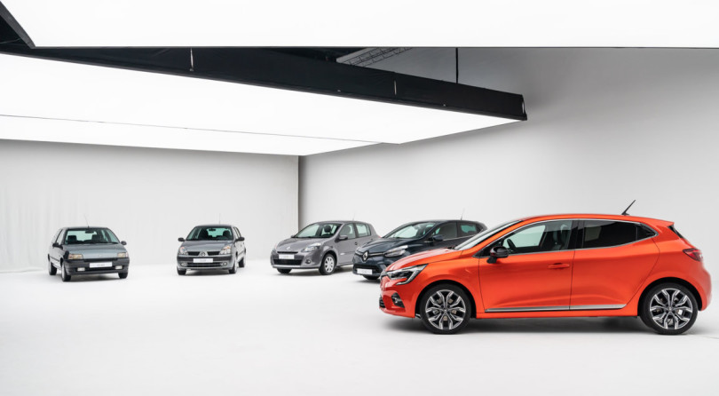 All-New Renault Clio Ready To Conquer 2019