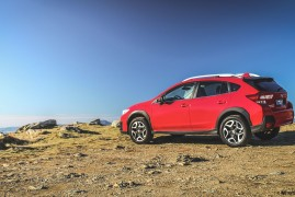 Subaru XV: Crossover Revolution