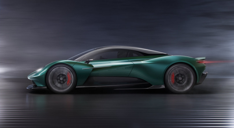 Aston Martin And How To Steal The Show In Geneva