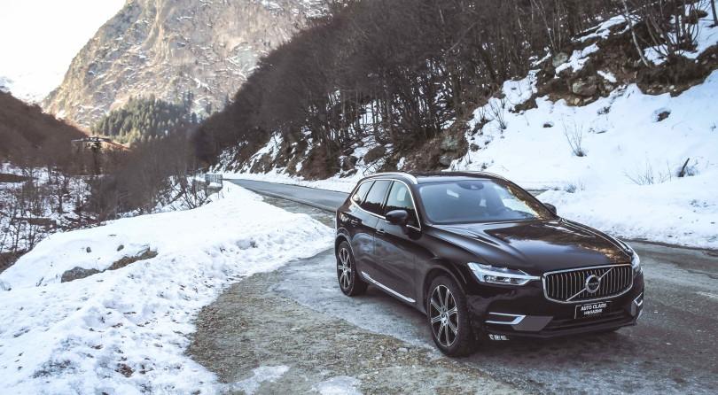 Volvo XC60: Heading North